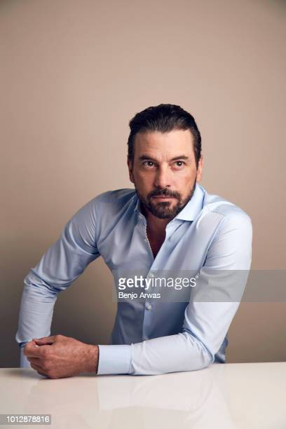 Actor Skeet Ulrich of CW's 'Riverdale' poses for a portrait during the 2018 Summer Television Critics Association Press Tour at The Beverly Hilton...
