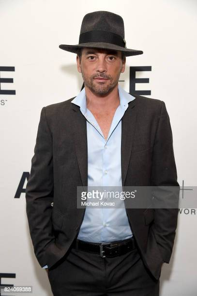 Actor Skeet Ulrich of 'I Am Elizabeth Smart' at the A+E Networks portion of the 2017 Summer Television Critics Association Press Tour at The Beverly...