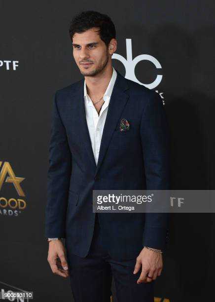 Actor Skyler Bible arrives for the 21st Annual Hollywood Film Awards held at The Beverly Hilton Hotel on November 5 2017 in Beverly Hills California