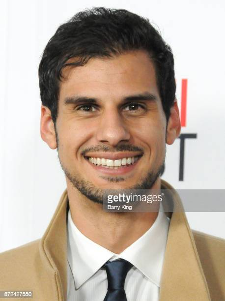 Actor Skyler Bible attends AFI FEST 2017 Presented by Audi Opening Night Gala Screening Of Netflix's 'Mudbound' at TCL Chinese Theatre on November 9...