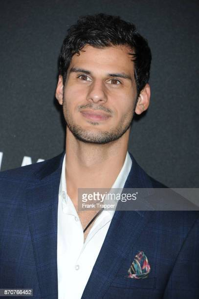 Actor Skyler Bible attends the 21st Annual Hollywood Film Awards held at The Beverly Hilton Hotel on November 5 2017 in Beverly Hills California