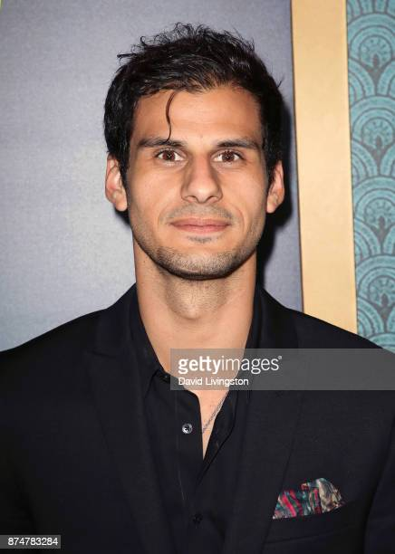 Actor Skyler Bible attends the premiere of Fox Searchlight Pictures' 'The Shape of Water' at the Academy of Motion Picture Arts and Sciences on...