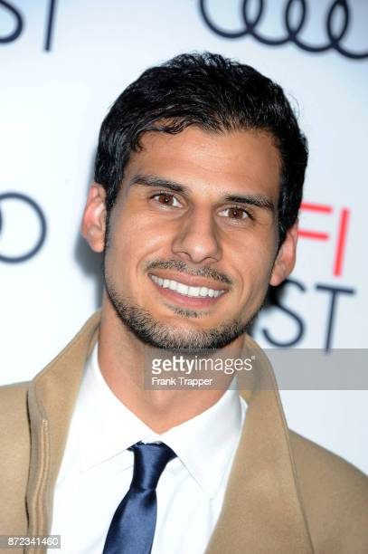 Actor Skyler Bible attends the screening of Netflix's 'Mudbound' at the Opening Night Gala of AFI FEST 2017 Presented By Audi at TCL Chinese Theatre...