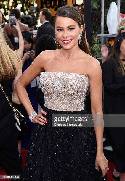 Actor Sofía Vergara attends The 23rd Annual Screen Actors Guild Awards at The Shrine Auditorium on January 29 2017 in Los Angeles California 26592_009