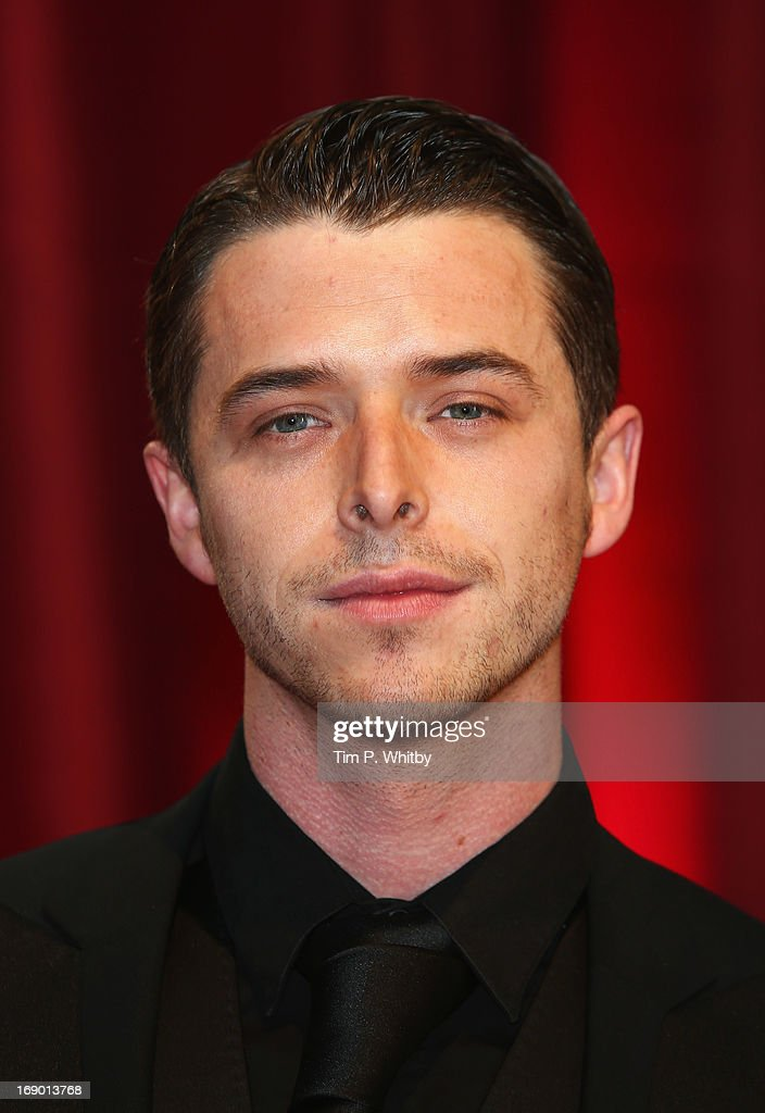 Sol Acting Academy: Actor Sol Heras Attends The British Soap Awards At Media