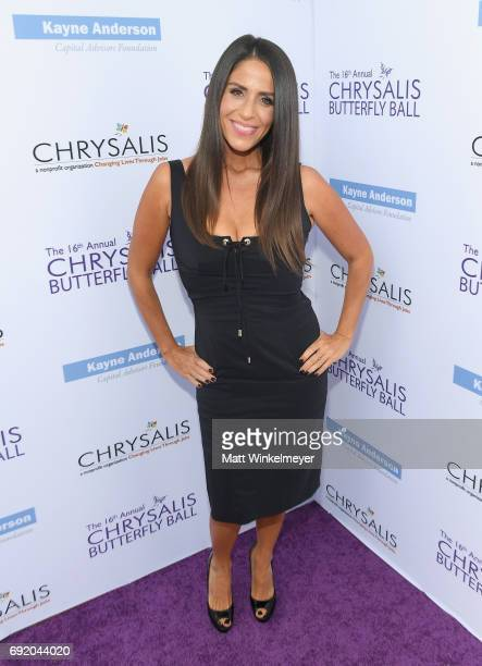 Actor Soleil Moon Frye at the 16th Annual Chrysalis Butterfly Ball on June 3 2017 in Los Angeles California