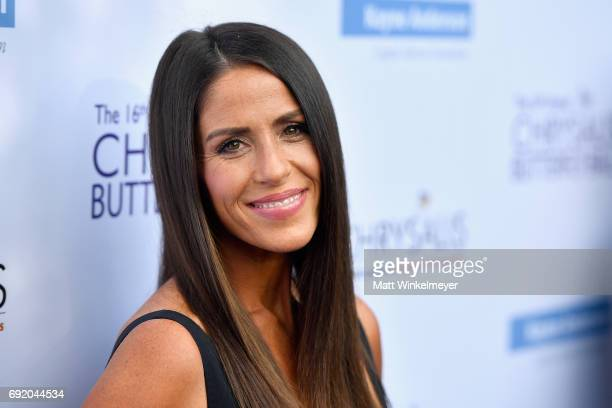 Actor Soleil Moon Frye at the 16th Annual Chrysalis Butterfly Ball on June 3, 2017 in Los Angeles, California.