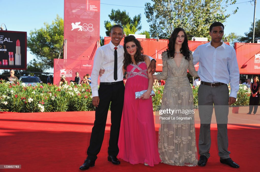 """Wuthering Heights"" Premiere - 68th Venice Film Festival : News Photo"