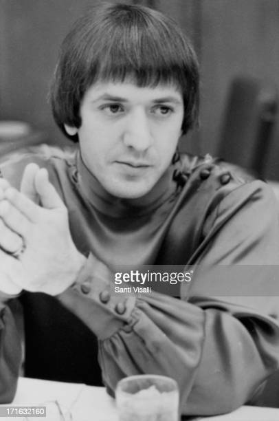Actor Sonny Bono at the promotion of Good Times on May 61967 in New York New York