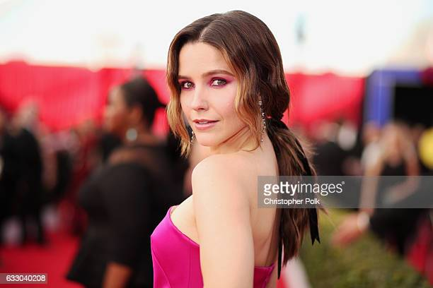 Actor Sophia Bush attends The 23rd Annual Screen Actors Guild Awards at The Shrine Auditorium on January 29 2017 in Los Angeles California 26592_012
