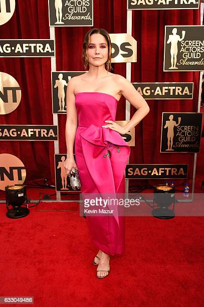 Actor Sophia Bush attends The 23rd Annual Screen Actors Guild Awards at The Shrine Auditorium on January 29 2017 in Los Angeles California 26592_011