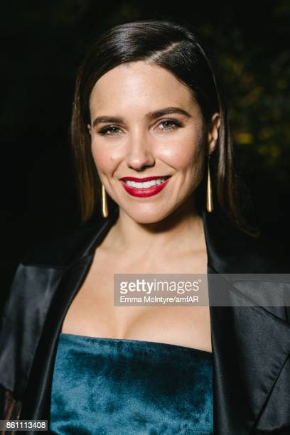Actor Sophia Bush poses for a portrait at Ron Burkle's Green Acres Estate on October 13 2017 in Beverly Hills California