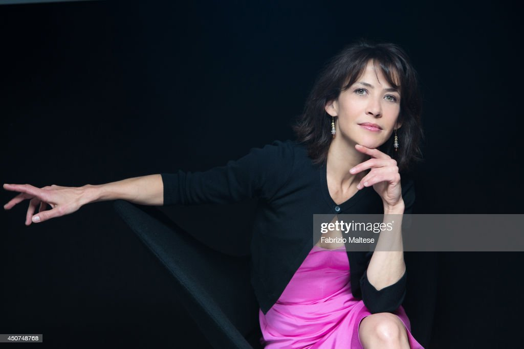 Sophie Marceau, Self assignment, May 19, 2014