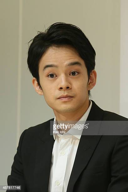 Sosuke Ikematsu Stock Photos And Pictures Getty Images