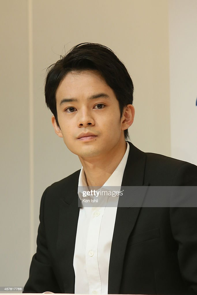 """Pale Moon"" - Press Conference - The 27th Tokyo International Film Festival : News Photo"