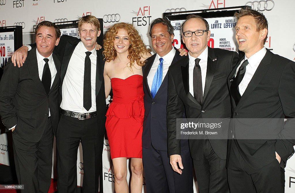 "AFI FEST 2010 Presented By Audi - ""Casino Jack"" Screening - Arrivals"