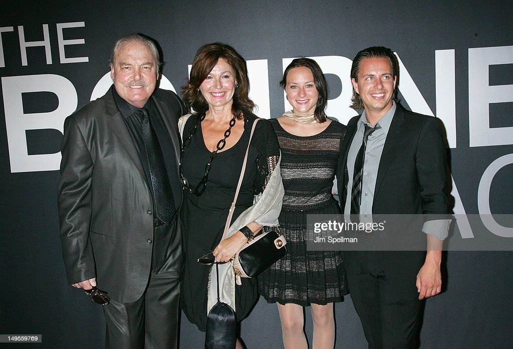 """""""The Bourne Legacy"""" New York Premiere - Outside Arrivals : News Photo"""