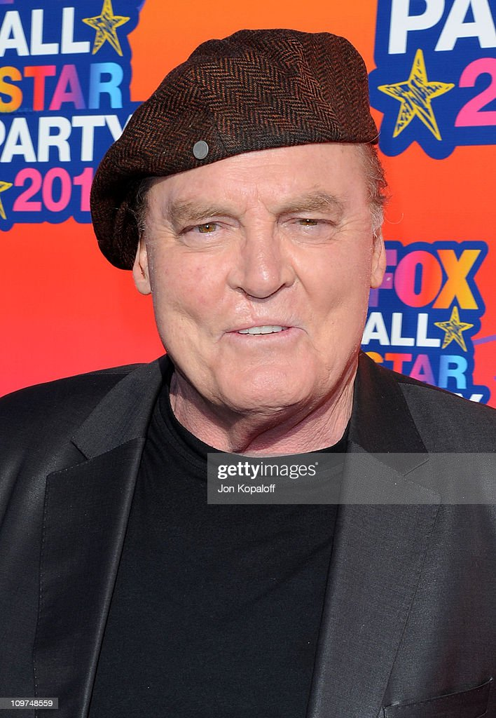 Actor Stacy Keach arrives at the Fox All-Star Party at Pacific Park at the Santa Monica Pier on August 2, 2010 in Santa Monica, California.