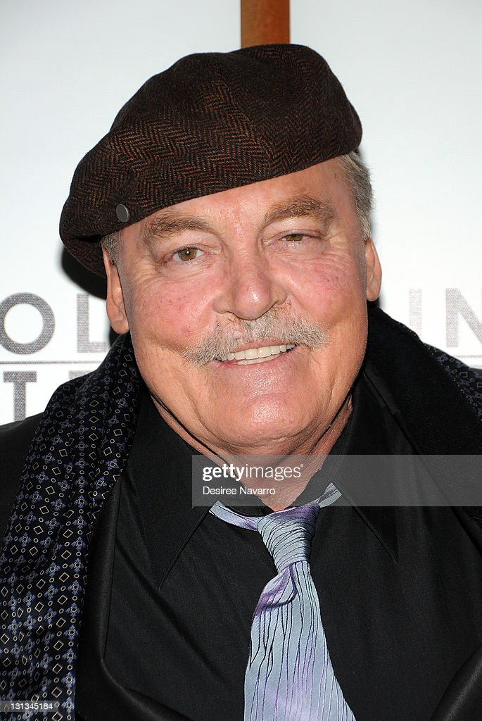 Actor Stacy Keach attends the 'Other Desert Cities' opening night after party at the Marriot Marquis on November 3, 2011 in New York City.