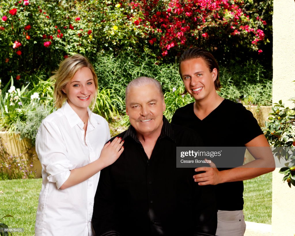 Stacy Keach, Self Assignment, April 2011 : News Photo