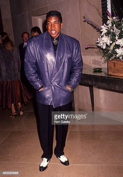 Actor Stan Shaw attends CBS Television Tribute Special A Party for Richard Pryor on September 7 1991 at the Beverly Hilton Hotel in Beverly Hills...
