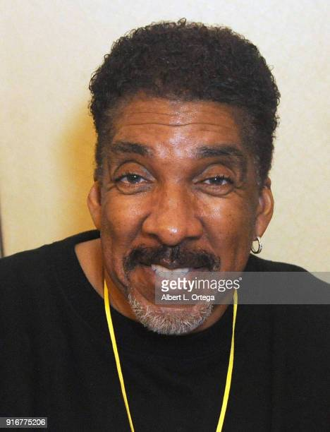 Actor Stan Shaw attends The Hollywood Show held at Westin LAX Hotel on February 10 2018 in Los Angeles California
