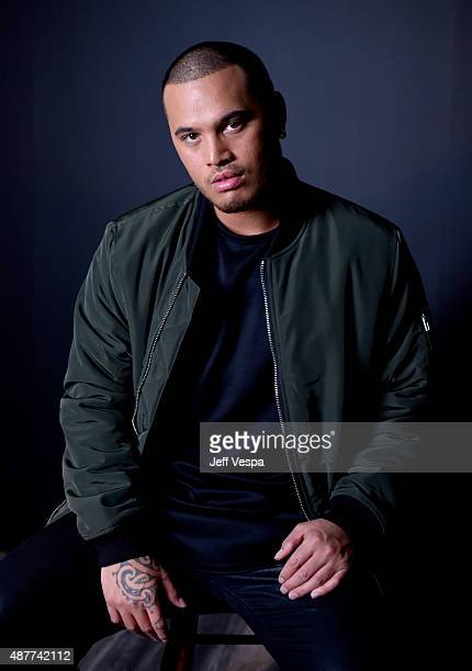 Actor Stan Walker from 'Born To Dance' poses for a portrait during the 2015 Toronto International Film Festival at the TIFF Bell Lightbox on...