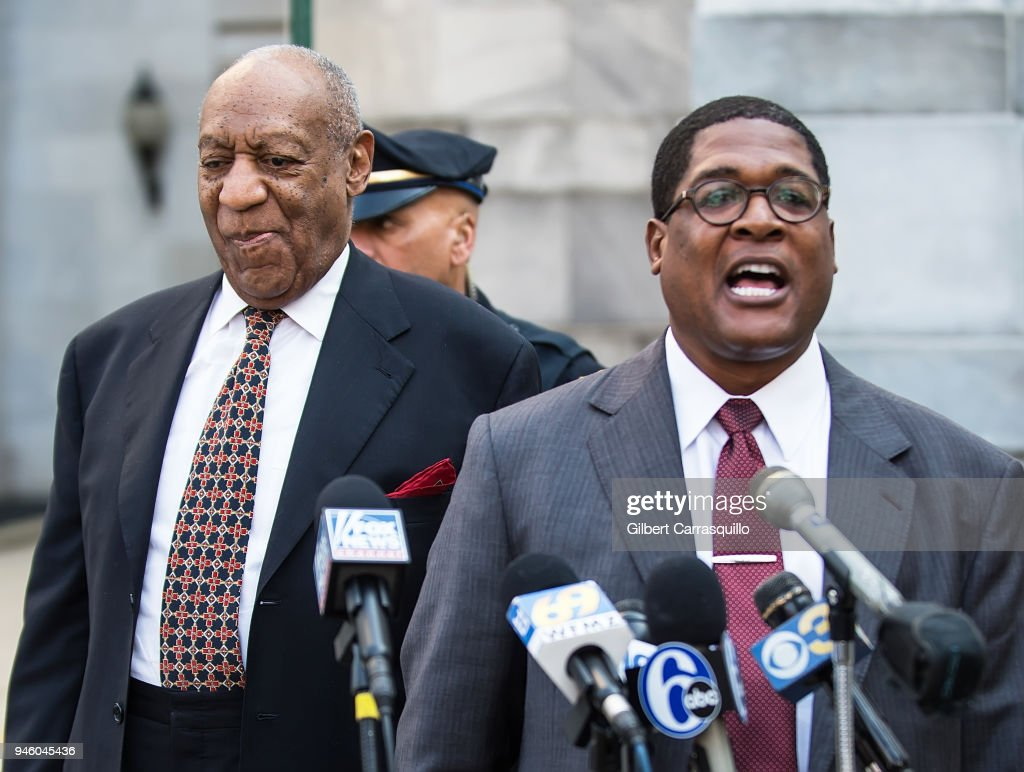 Retrial Of Bill Cosby Underway For Sexual Assault Charges : News Photo