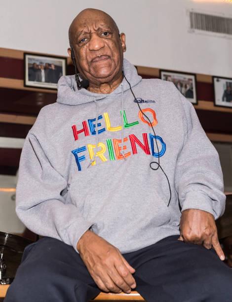 Bill Cosby Performs In Philadelphia