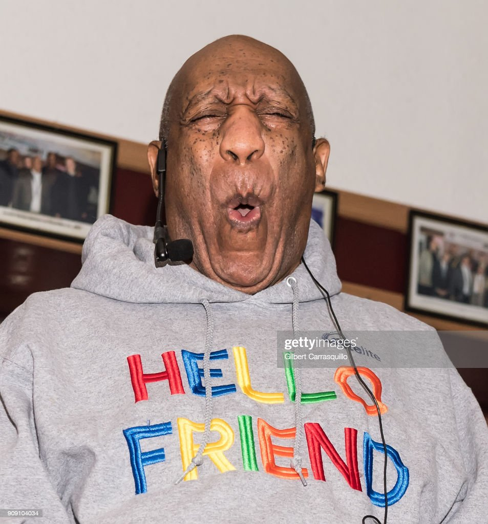 Bill Cosby Makes A Surprise Appearance