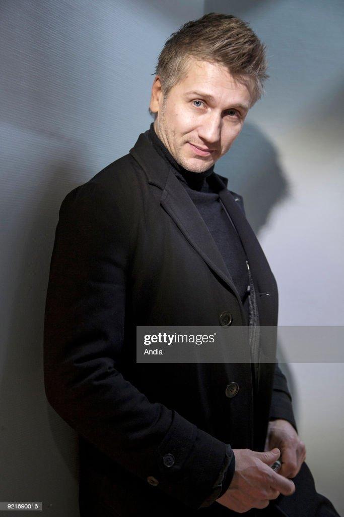 Stanislas Merhar. : News Photo