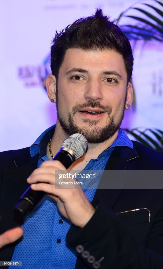 Actor Stanislav Yanevski speaks during a Q&A session at the annual 'A Celebration of Harry Potter' at Universal Orlando on January 26, 2018 in Orlando, Florida.