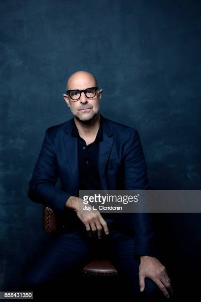 Actor Stanley Tucci from the film The Garden Act poses for a portrait at the 2017 Toronto International Film Festival for Los Angeles Times on...