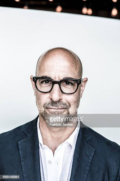 Actor Stanley Tucci is photographed for Self Assignment on September 5 2016 in Deauville France
