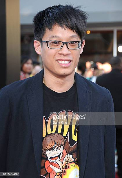 Actor Stanley Wong arrives at the Los Angeles Premiere '22 Jump Street' on June 10 2014 at Regency Village Theatre in Westwood California