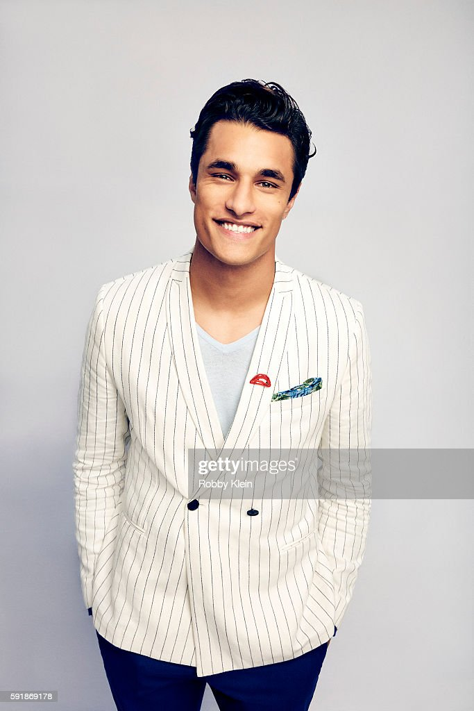 Actor Staz Nair from FOX's 'The Rocky Horror Picture Show' poses for a portrait at the FOX Summer TCA Press Tour at Soho House on August 9, 2016 in Los Angeles, California.