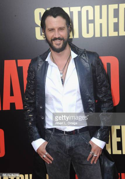 Actor Stefan Kapicic arrives for the Premiere Of 20th Century Fox's 'Snatched' held at Regency Village Theatre on May 10 2017 in Westwood California