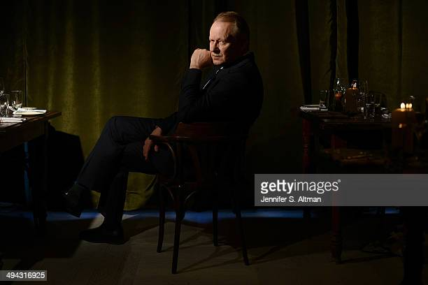 Actor Stellan Skarsgard is photographed for Los Angeles Times on March 13 2014 in New York City