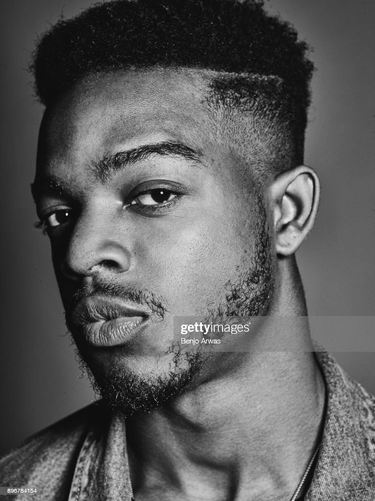 Stephan James, The Wrap, March 1, 2017