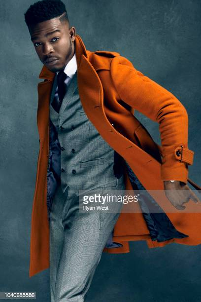 Actor Stephan James is photographed on April 15 2017 in Los Angeles California PUBLISHED IMAGE