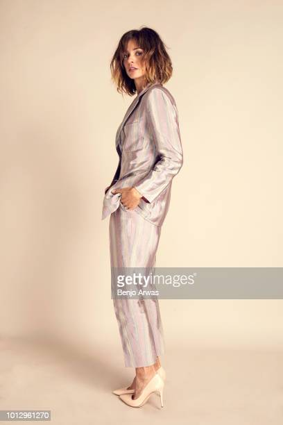 Actor Stephanie Szostak of ABC's 'A Million Little Things' poses for a portrait during the 2018 Summer Television Critics Association Press Tour at...