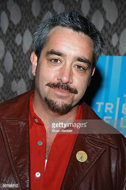 Actor Stephen Adly Guigis arrives at the 'Jailbait' screening during the 2004 Tribeca Film Festival May 3 2004 in New York City