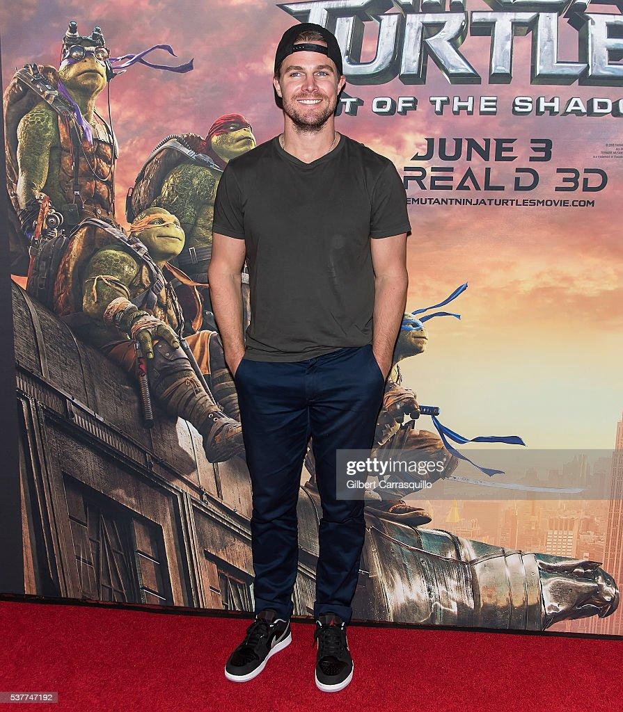 'Teenage Mutant Ninja Turtles: Out Of The Shadows' Philadelphia Screening : News Photo