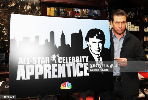 Actor Stephen Baldwin attends the 'AllStar Celebrity Apprentice' Red Carpet Event at Trump Tower on April 16 2013 in New York City