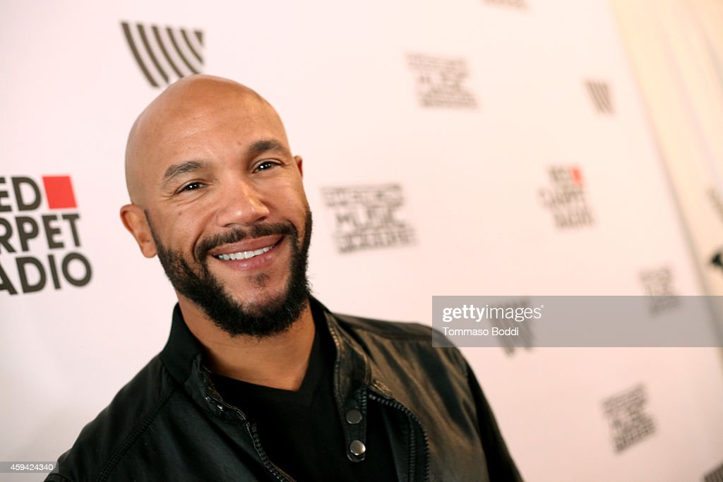 Actor Stephen Bishop attends Red Carpet Radio presented by Westwood One at Nokia Theatre L.A. Live on November 22, 2014 in Los Angeles, California.