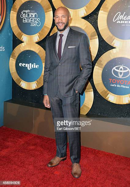 Actor Stephen Bishop attends the 2014 Soul Train Music Awards at the Orleans Arena on November 7 2014 in Las Vegas Nevada