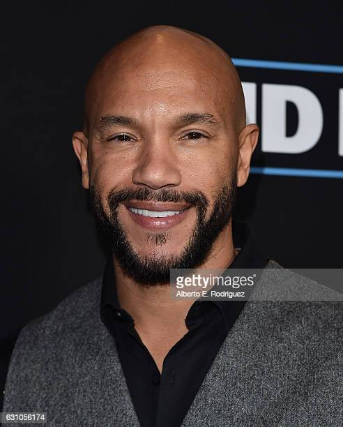 Actor Stephen Bishop attends the Premiere of Open Road Films' Sleepless at Regal LA Live Stadium 14 on January 5 2017 in Los Angeles California