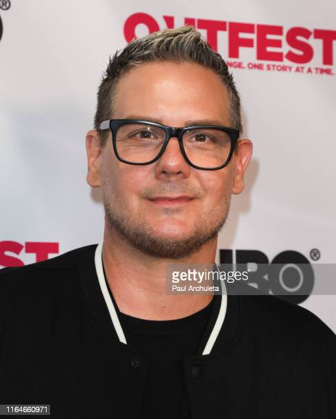 Actor Stephen Bowman attends the screening of From Zero To I Love You at the 2019 Outfest Los Angeles LGBTQ Film Festival at TCL Chinese 6 Theatres...