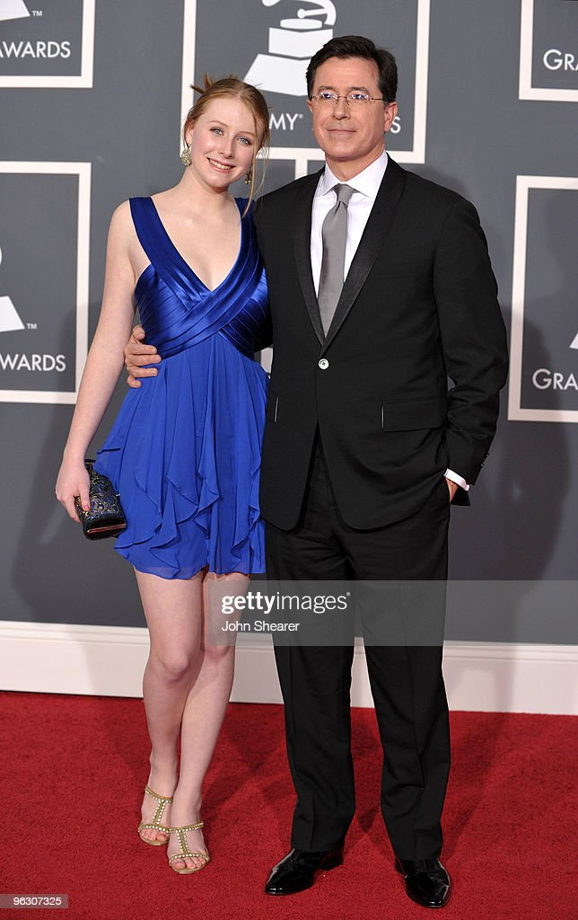 The 52nd Annual GRAMMY Awards - Arrivals : News Photo
