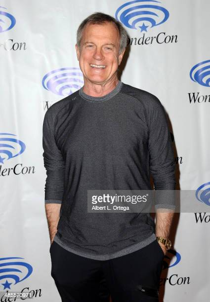 Actor Stephen Collins attends WonderCon Anaheim 2014 Day 1 held at the Anaheim Convention Center on April 18 2014 in Anaheim California